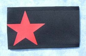 Wrap Armband - Red Star